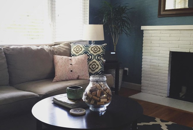 Quiet mornings are the best mornings. #VSCOcam #pocketofmyhome #mywestelm